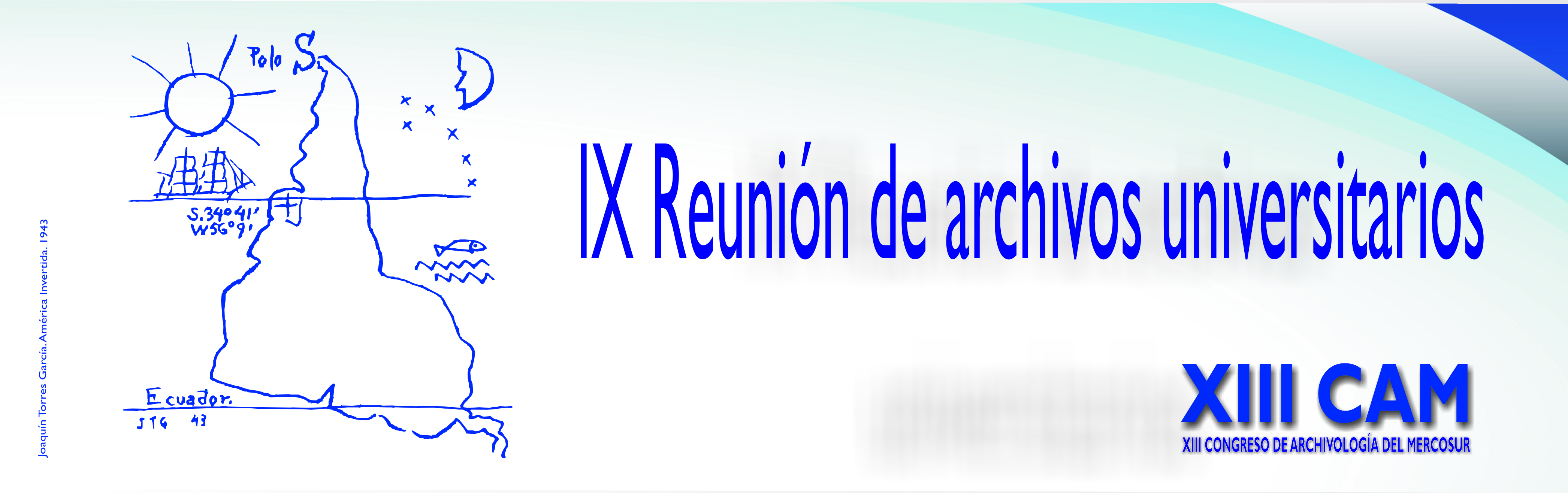 IX Reunión de archivos universitarios
