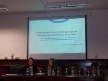 Stella Infante, Rocío Abella, La Descripción Archivística en el Uruguay
